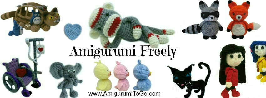 Amigurumi Freely On Facebook by sojala