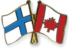 Finnish-Canadian-flags by sojala