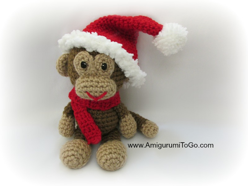 Christmas Amigurumi by sojala on deviantART
