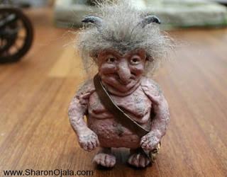 Louie the Troll by sojala