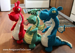 Make Your Own Dragons ~ Free!