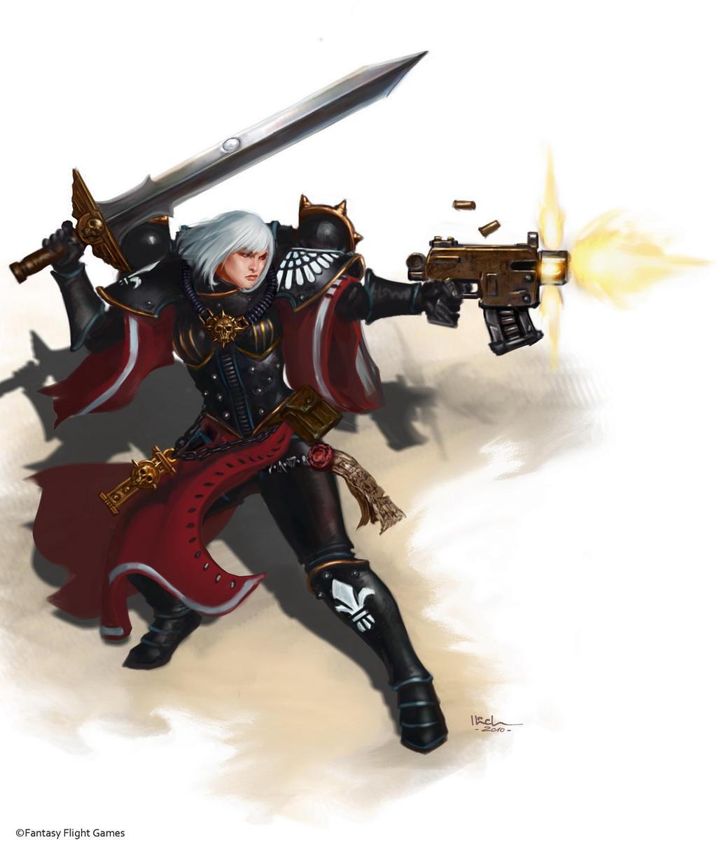 Sisters of Battle : Celestian