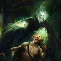WraithofCarnDum IlichHenriquez by Ilacha