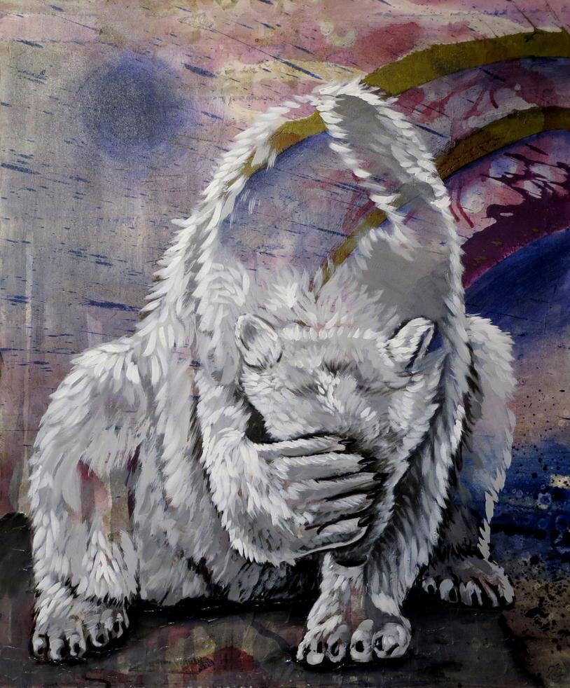 Polar Hide by oreillyfinearts