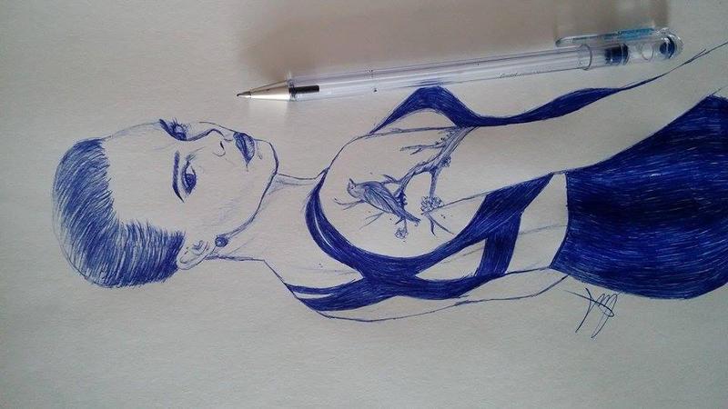 New Work by LadyNight93