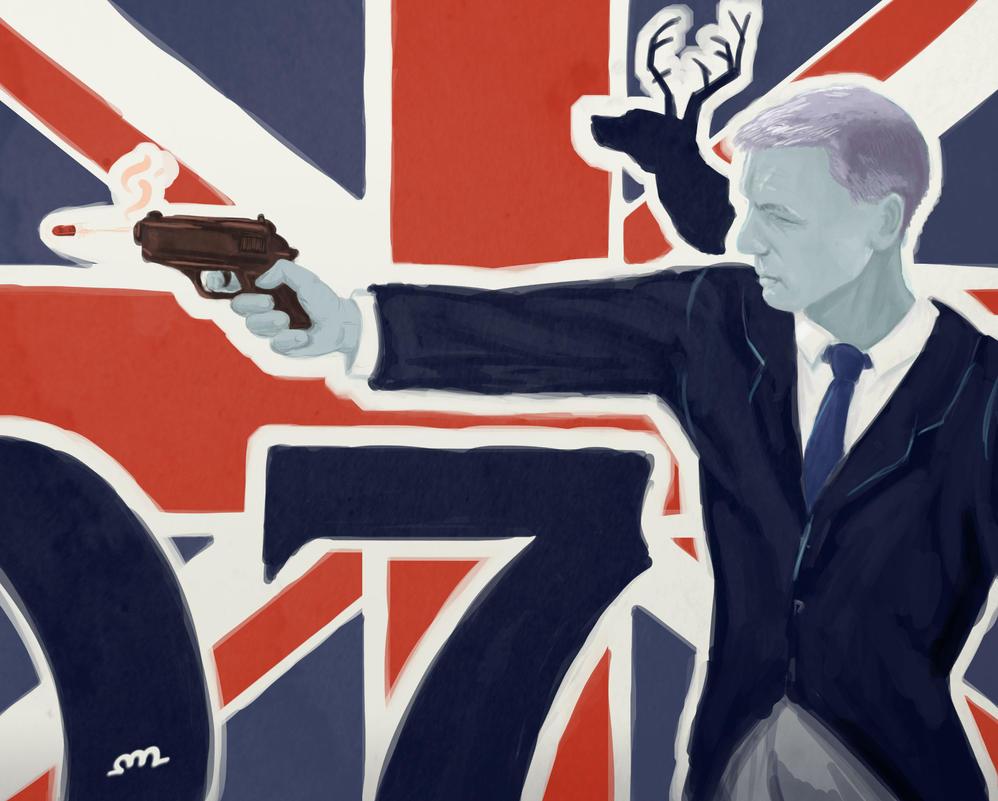 Bond -- James Bond by protoPrimus