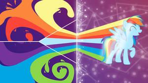 Rainbow Rainbow Dash Wallpaper