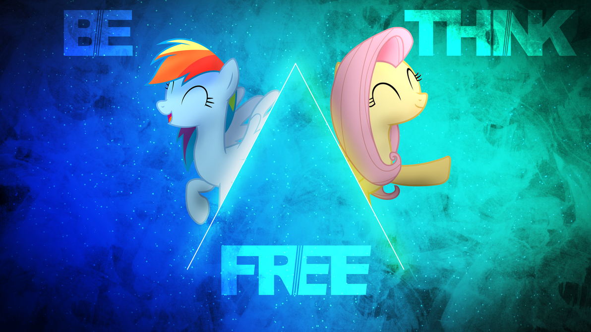 Think Free Be Free by Kockacukor9
