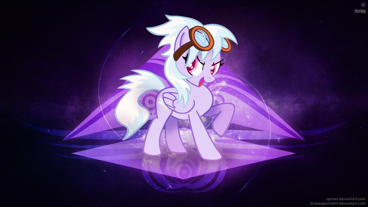 Spacedust by Spntax