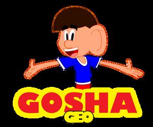 Gosha Logo - Official Art