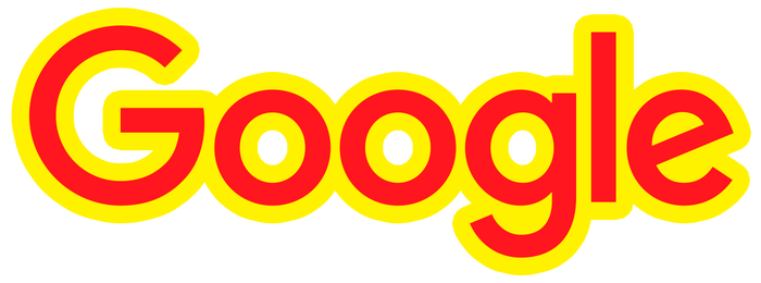 Google Logo (Gosha 4th Anniversary)