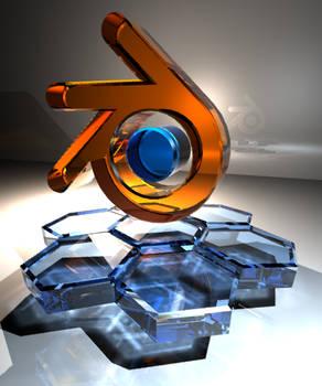 Blender Logo v02