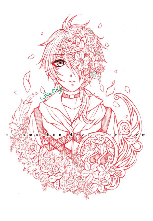 PN: Bloom by chroma-kun