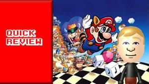 Quick Review - Super Mario Bros. 3 Thumbnail by Dollarluigi