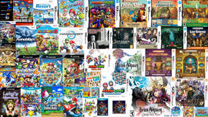 Games I Wish I Had (2015 Edition) by Dollarluigi
