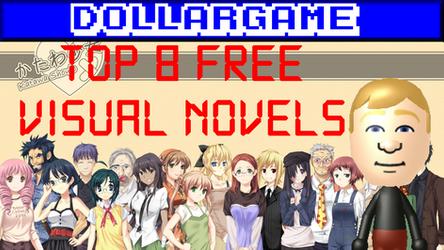 Dollargame - Top 8 Free Visual Novels