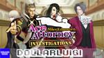 Dollargame | Ace Attorney Investigations by Dollarluigi