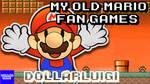 Dollargame | My Old Mario Fan Games by Dollarluigi