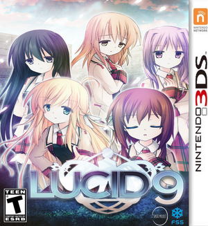 Lucid9 For Nintendo 3DS