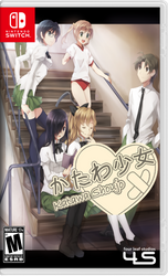 Katawa Shoujo For Nintendo Switch