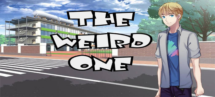 The Weird One - My First Otome (Now Available!)