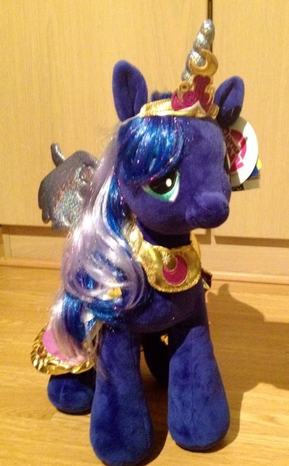 Princess Luna Teddy by extraphotos