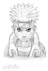 Naruto by AkumaRyoshi