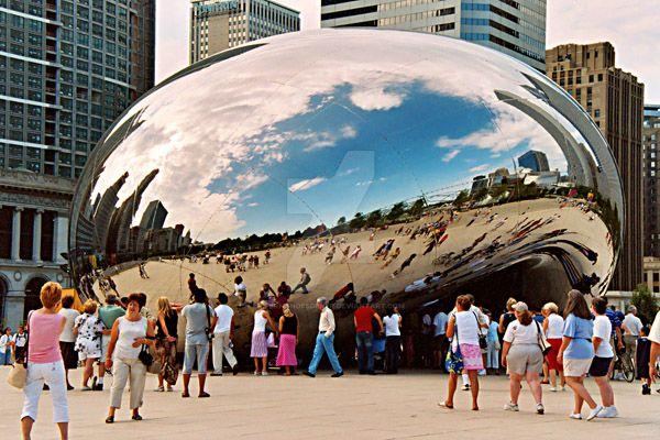 Chicago ball by fernandesdener