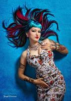 Rockabilly Siren by Miss-Cherry-Martini