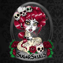 SugarSkulls Store Logo