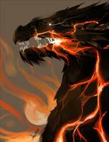 King of Fire by Sunarue