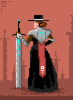 Cowboys and Swords
