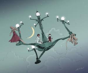 Lamplight Flyers