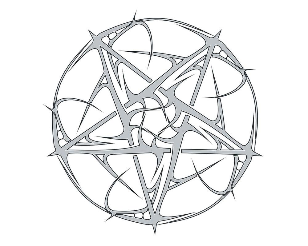 just another pentagram by snoopydoo on deviantart. Black Bedroom Furniture Sets. Home Design Ideas