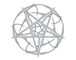 Just another pentagram by snoopydoo