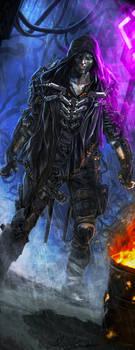 SR5 Chrome Flesh Ghoul