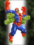 Commish 199: Spider-hulk