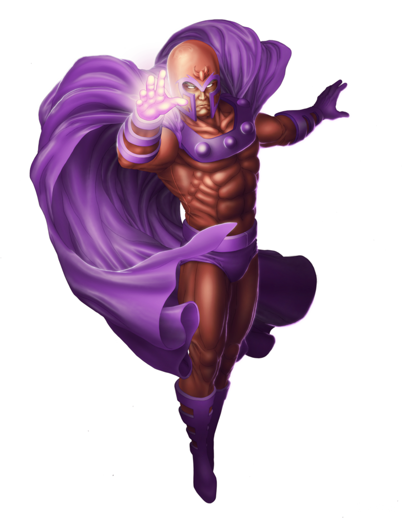 Commish 272: Magneto by rhardo