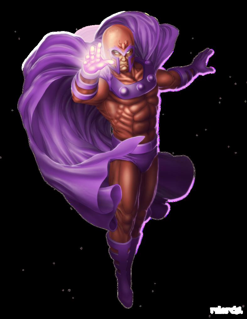 Commish 272: Magneto by rhardo