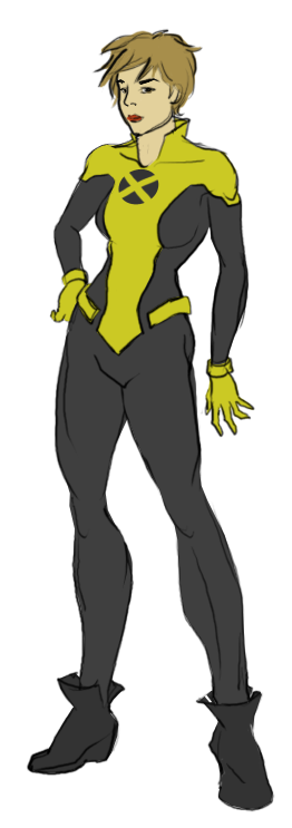 Kitty Pryde (rhardozed)