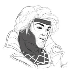 Quick Sketch: Gambit