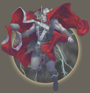 Thor by rhardo