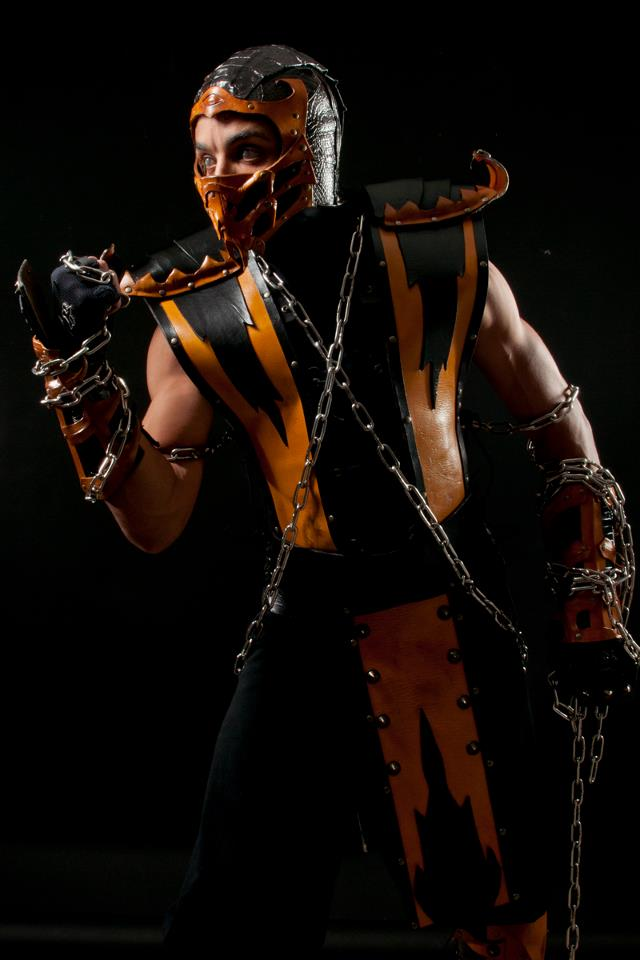 MK9 - Scorpion by RivetBound