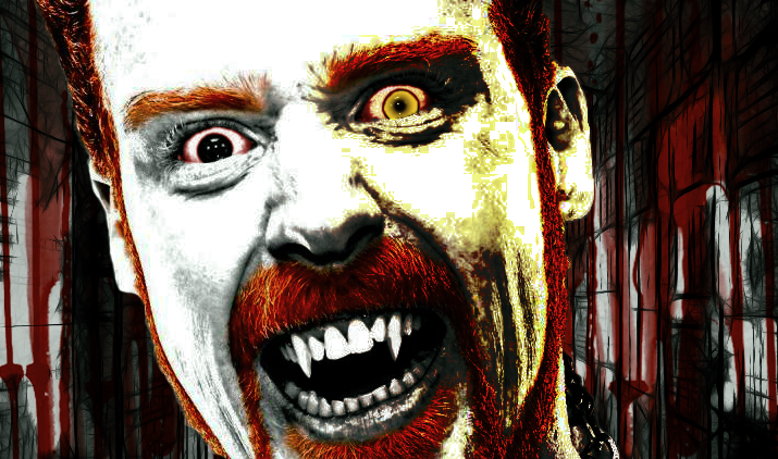 Sheamus Vampire by TarghanM