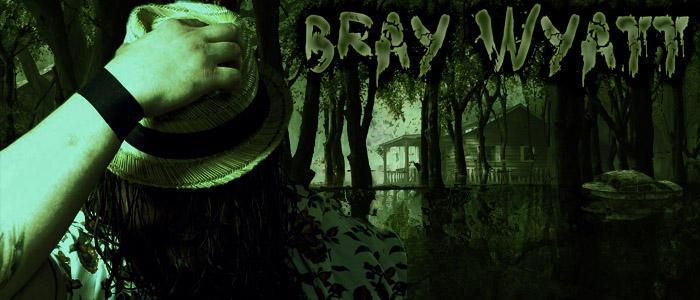 Bray Wyatt Sign
