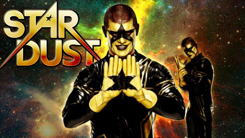 Stardust WWE by TarghanM