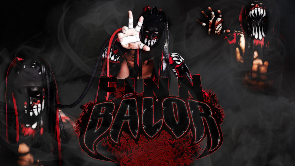 Finn Balor Wallpaper NXT WWE by TarghanM
