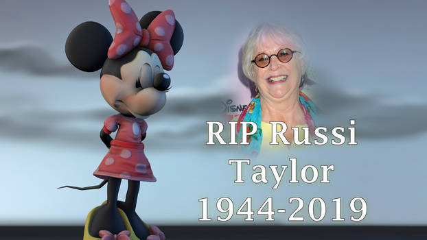 RIP Russi Taylor (1944-2019)