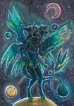 Commission : Godspiel by RiavaCornelia