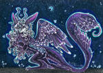 Child of the stars by RiavaCornelia